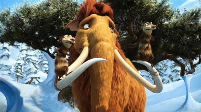 冰原歷險記3:恐龍現身劇照 1