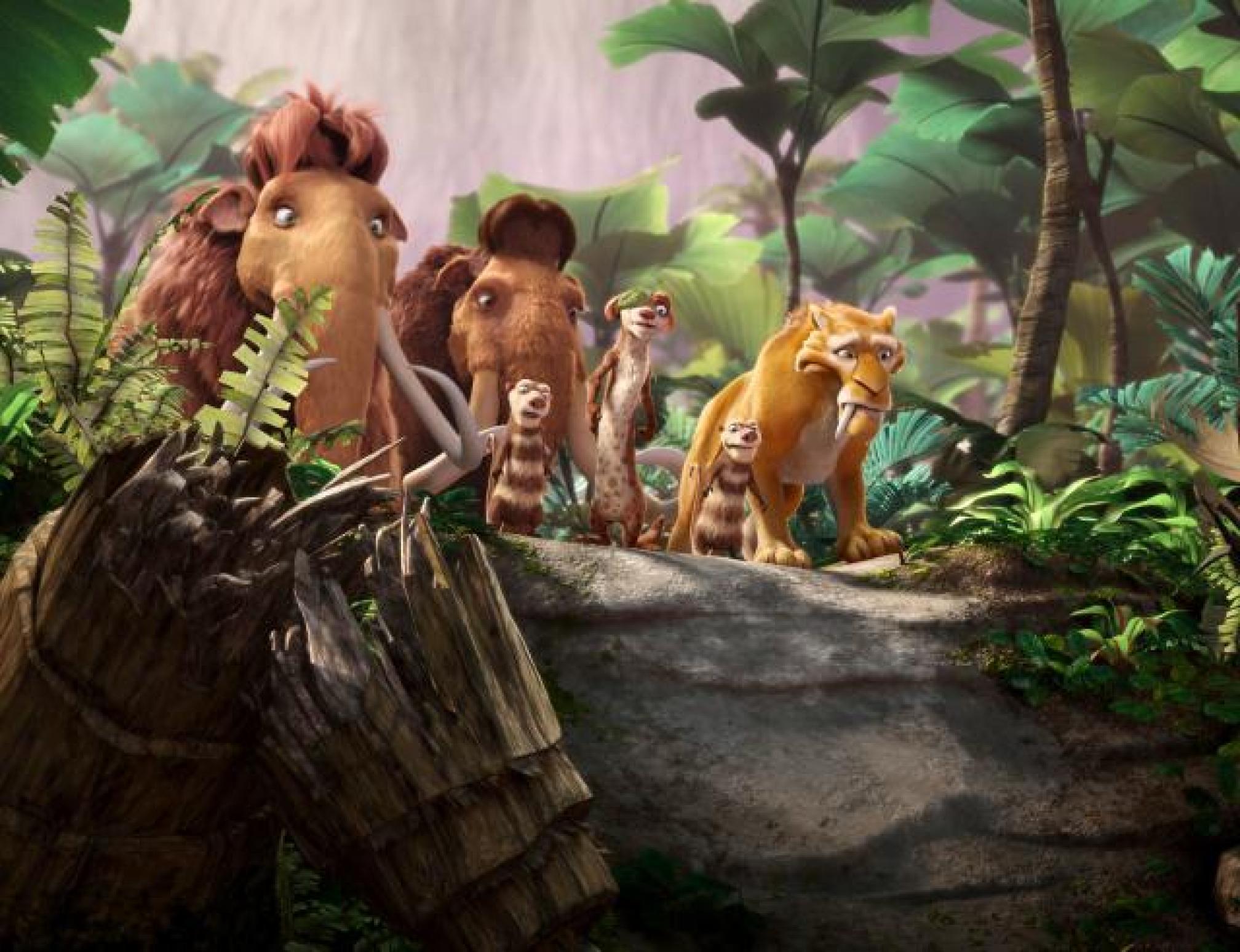 冰原歷險記3:恐龍現身劇照 3