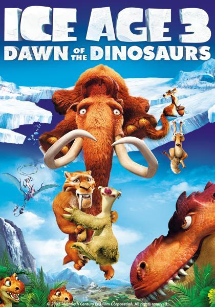 冰原歷險記3:恐龍現身線上看
