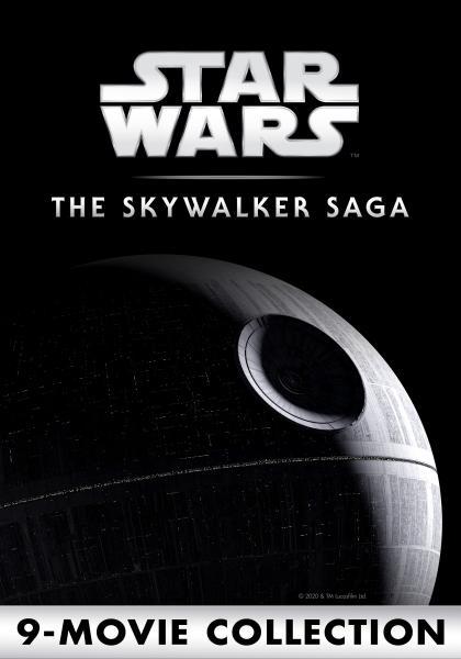 Star Wars 天行者傳奇 九部曲合輯線上看