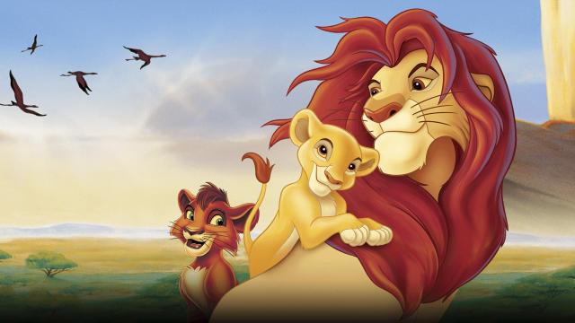 獅子王2:辛巴的榮耀劇照 1