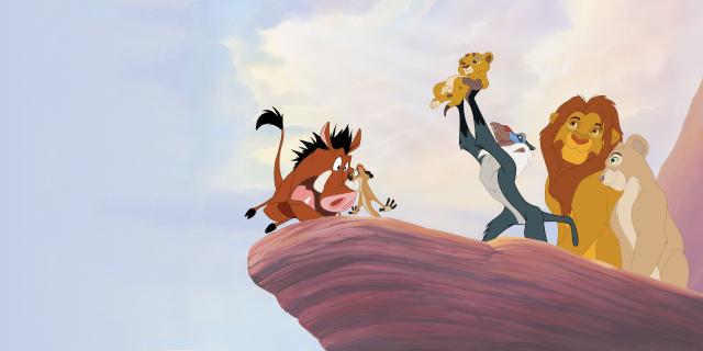 獅子王2:辛巴的榮耀劇照 4