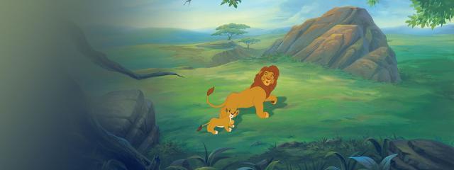 獅子王2:辛巴的榮耀劇照 3