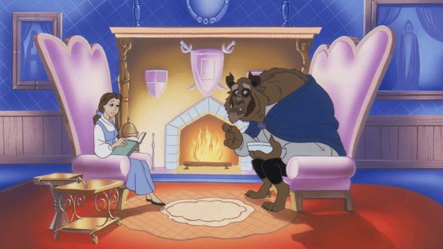 美女與野獸:貝兒的奇幻世界劇照 3