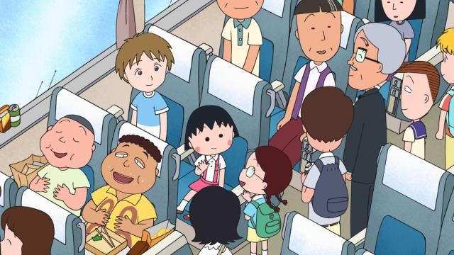 電影版櫻桃小丸子:來自義大利的少年(日)劇照 2