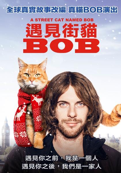 遇見街貓BOB線上看
