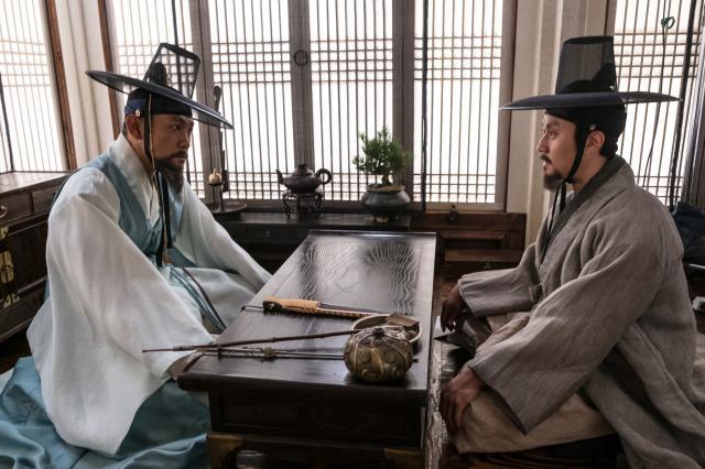 興夫:撼動朝鮮的文學家劇照 1