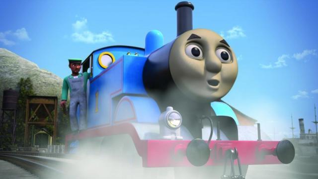 湯瑪士小火車:環遊世界大冒險劇照 2