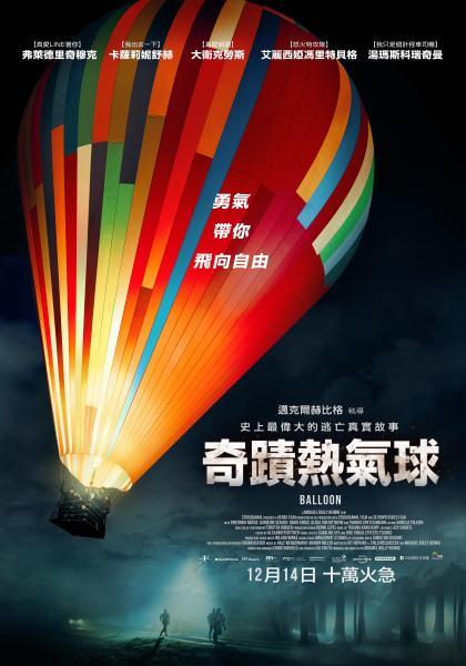 奇蹟熱氣球 線上看預告