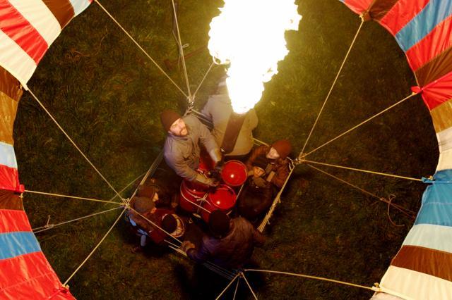 奇蹟熱氣球劇照 4