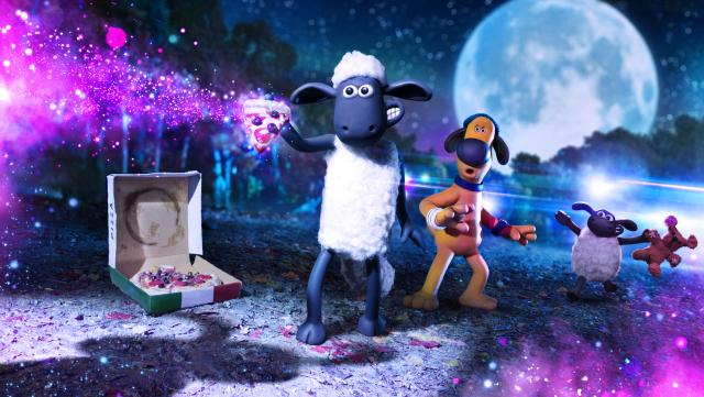 笑笑羊大電影:外星人來了預告片 01
