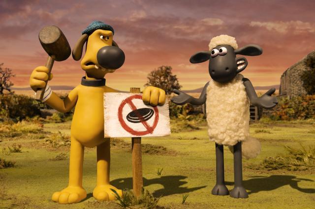笑笑羊大電影:外星人來了劇照 4