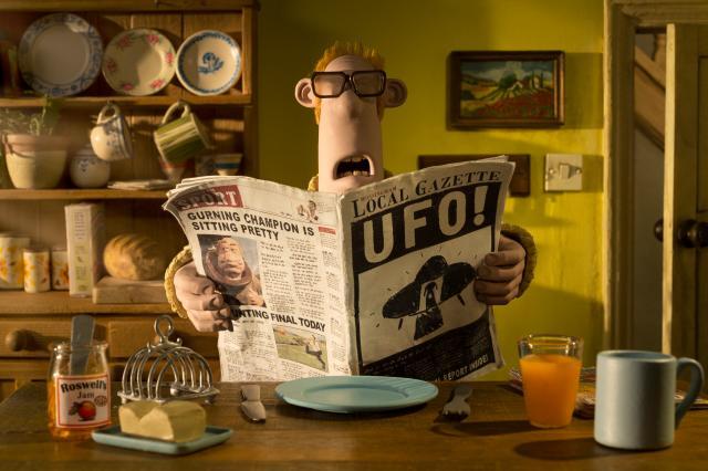 笑笑羊大電影:外星人來了劇照 2