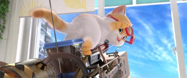 貓與桃花源劇照 1