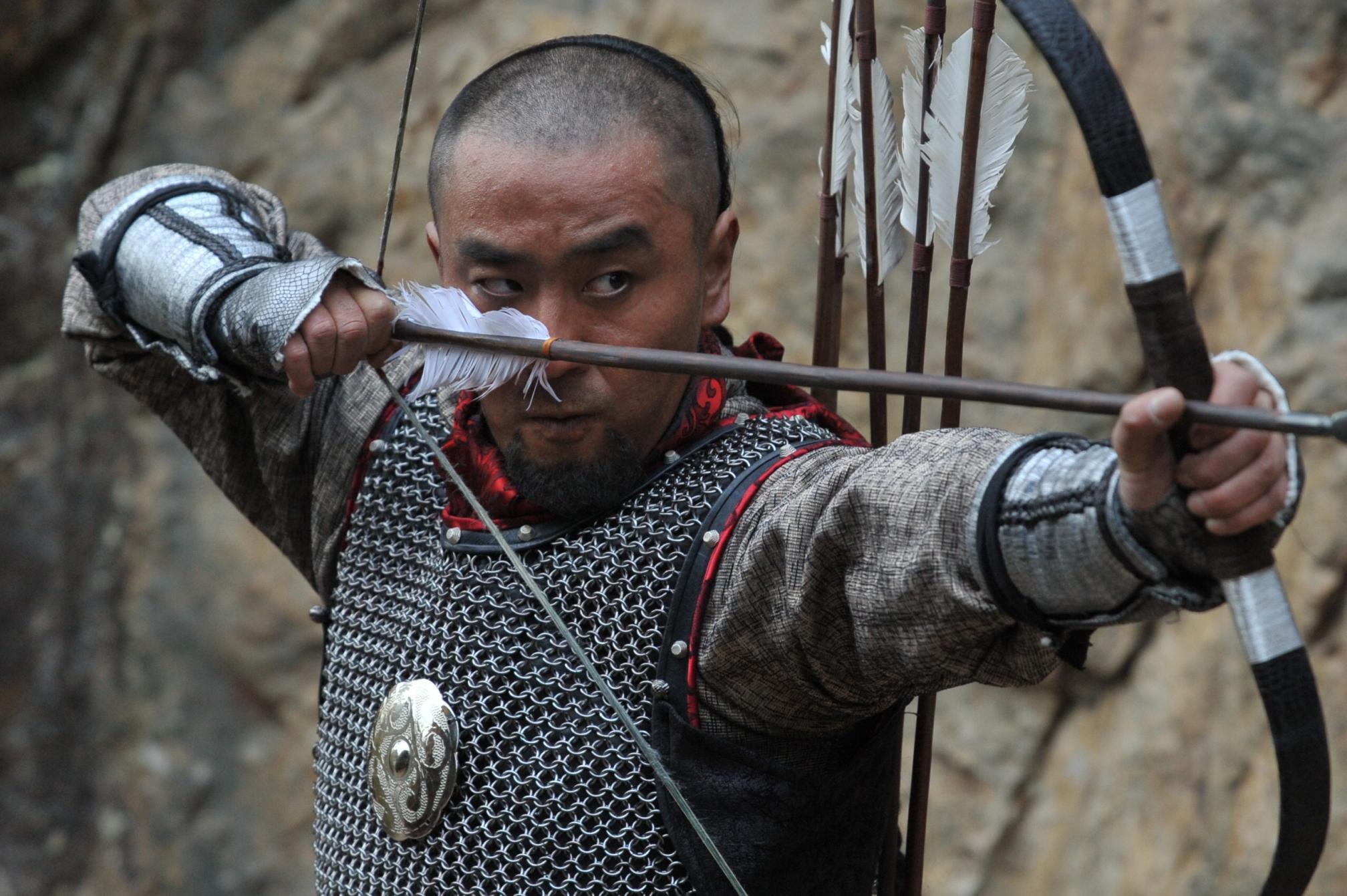弓箭之戰劇照 2