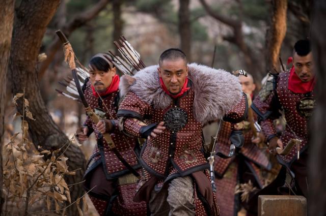 弓箭之戰劇照 5