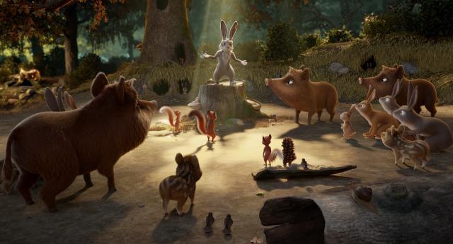 森林傳說:水之魔法石劇照 5