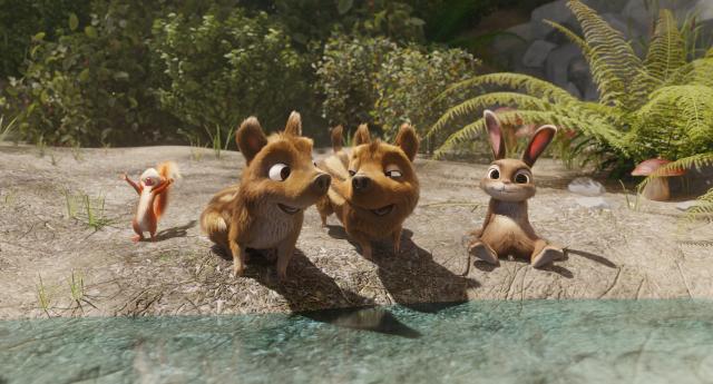 森林傳說:水之魔法石劇照 3