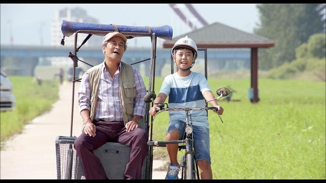 與爺爺的幸福時光劇照 5