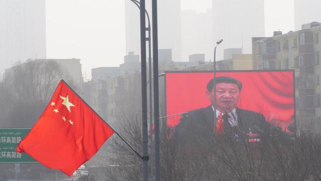 中國:維吾爾族集中營預告片 01
