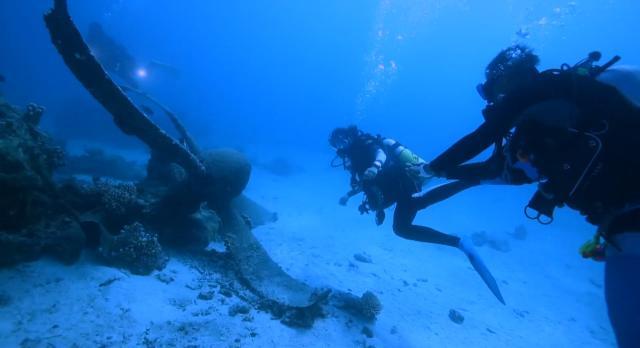 水下三十米 第二季第2集【天寧島】 線上看