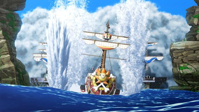 航海王3D:追逐草帽大冒險劇照 5