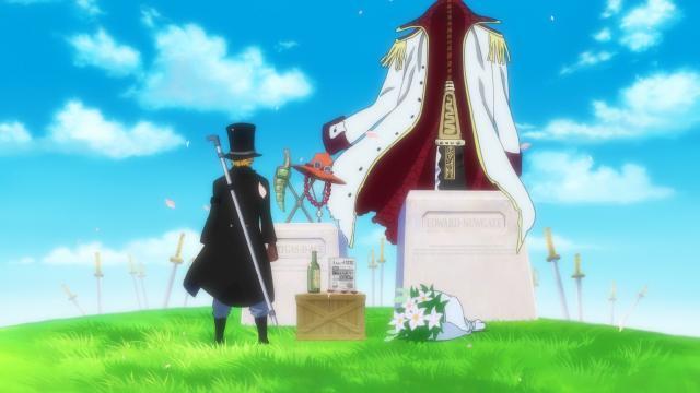 航海王-跨越艾斯之死!魯夫與夥伴的誓約劇照 2