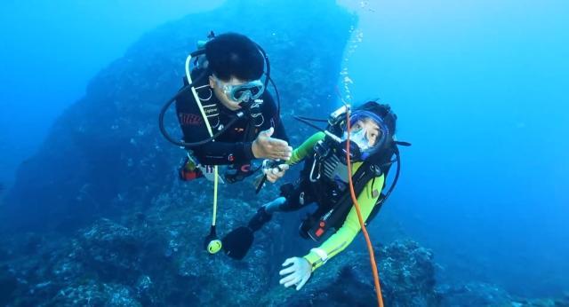 水下三十米 第二季第7集【墾丁】 線上看