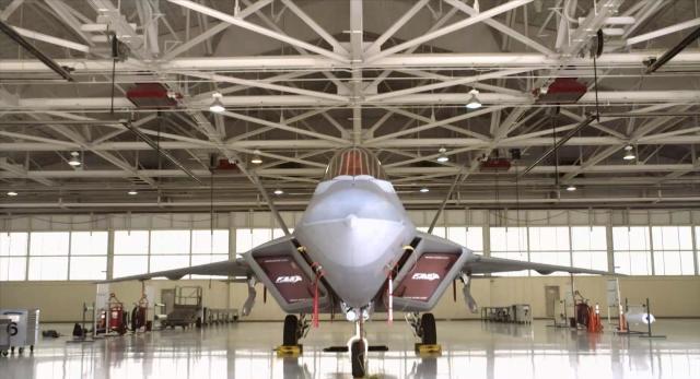 空中戰士 第六季第4集【F22猛禽戰鬥機】 線上看