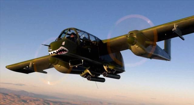 空中戰士 第六季第5集【OV-10野馬戰鬥機】 線上看