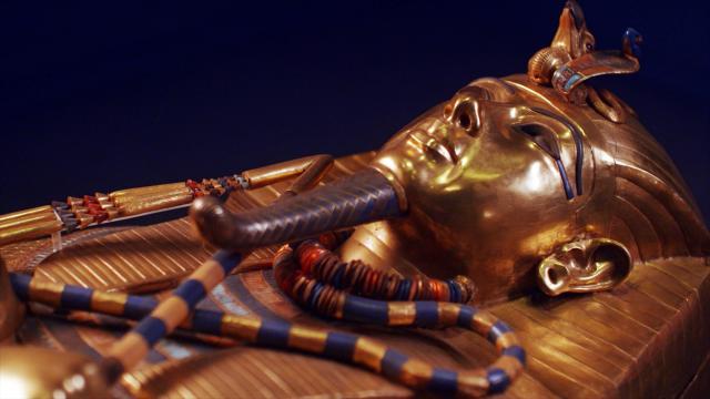 埃及法老圖坦卡門的寶藏預告片 01