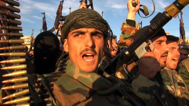 敘利亞革命軍悲歌預告片 01