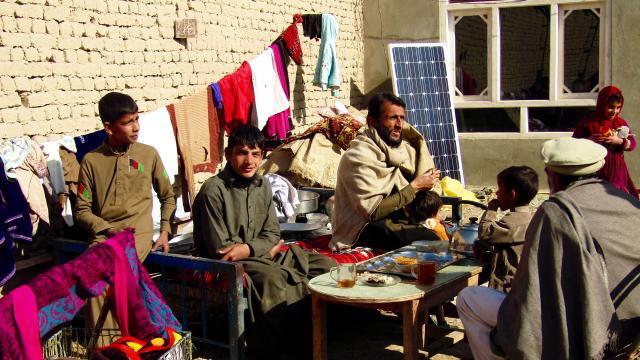 衝突升溫:巴基斯坦與阿富汗預告片 01