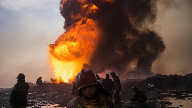 伊拉克:戰雲密布預告片 01