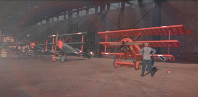 空中悍將 第2集劇照 1