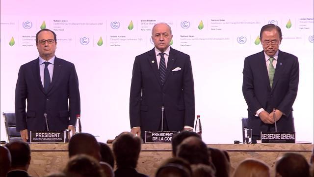 環保悲歌:失控的巴黎協議預告片 01