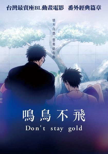 鳴鳥不飛:Don't stay gold線上看