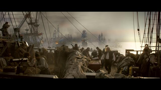 海軍上將:德魯伊特劇照 2