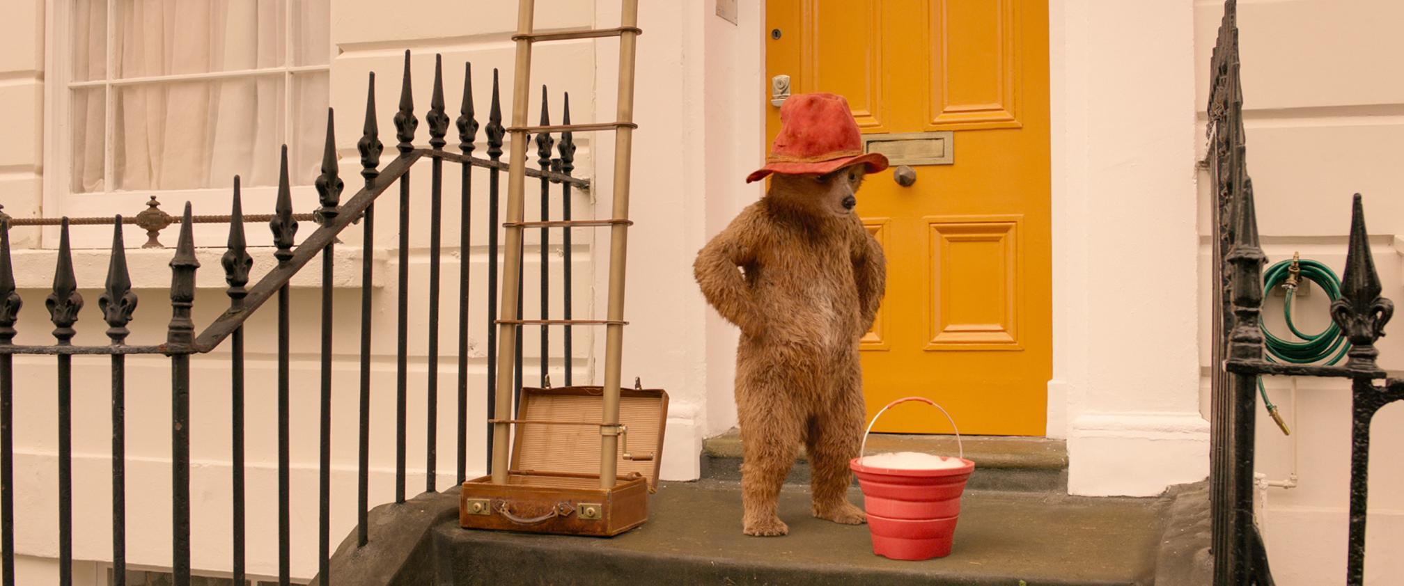 柏靈頓熊熊出任務預告片 01
