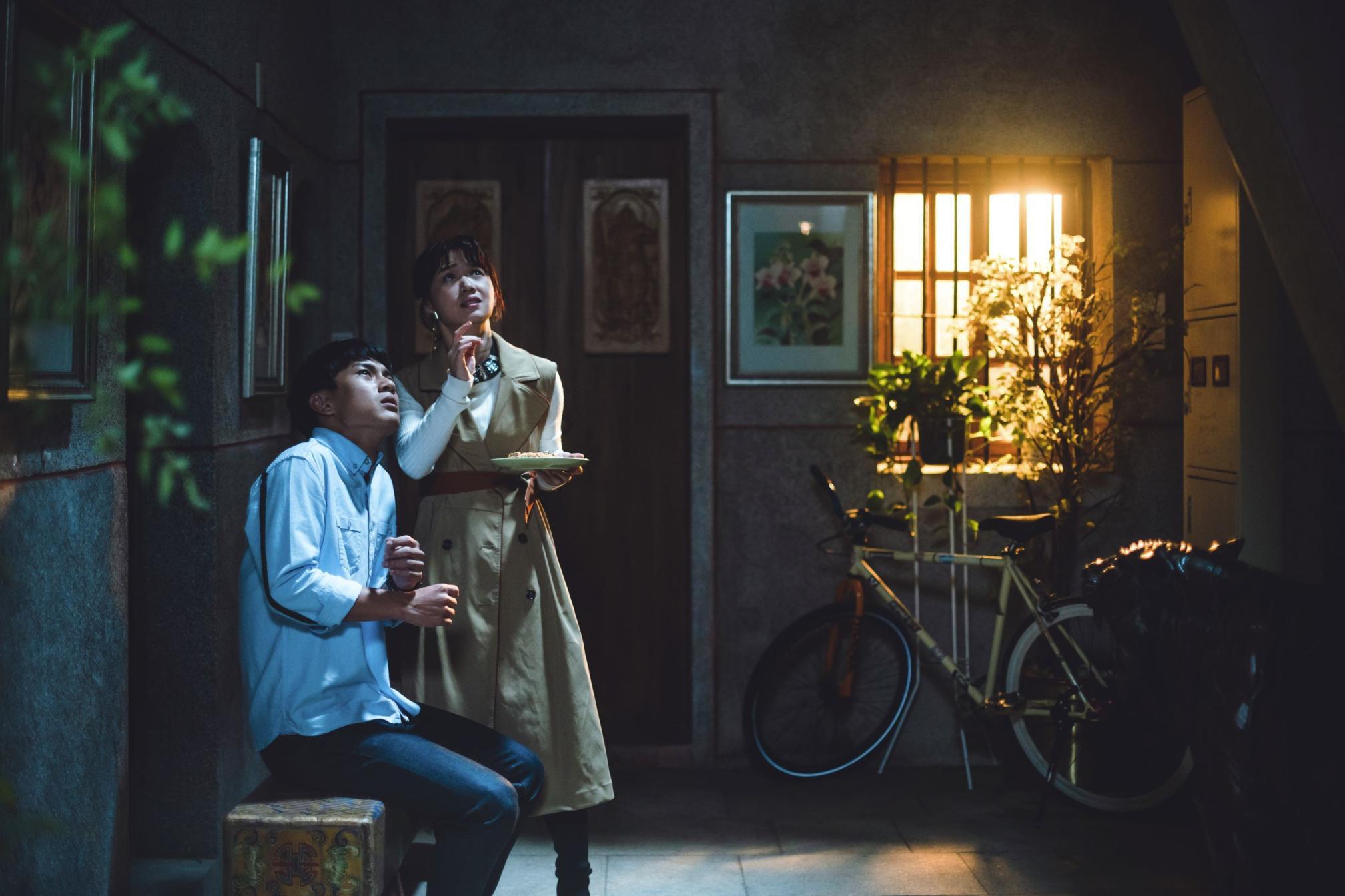 老姑婆的古董老菜單 第5集劇照 2