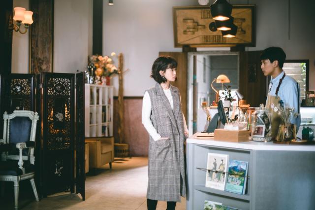 老姑婆的古董老菜單 第9集劇照 3