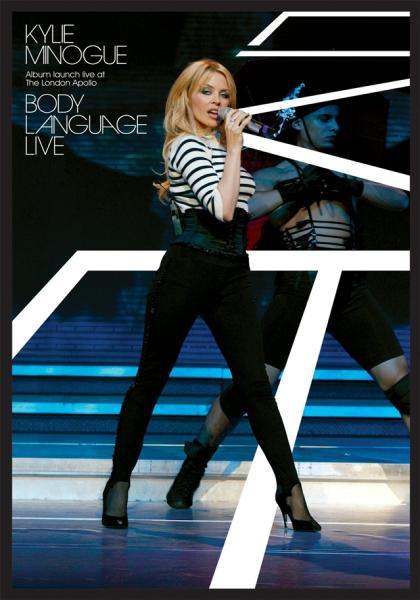 凱莉米洛「身體會說話」:倫敦阿波羅劇院現場演唱會線上看