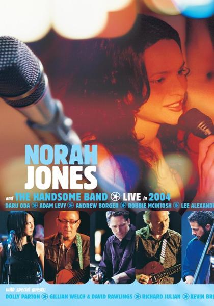 諾拉瓊斯2004年納許維爾演唱會線上看