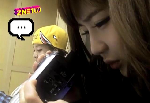 2NE1 TV劇照 3