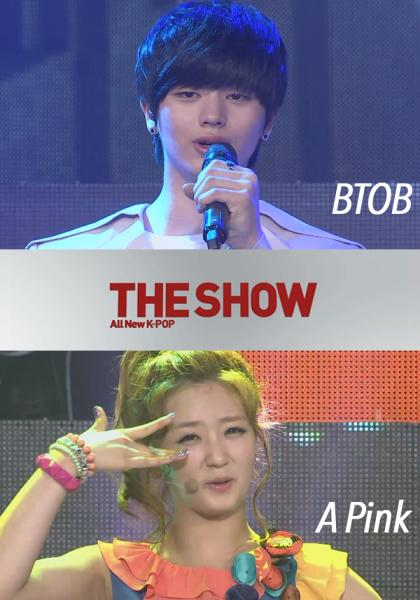 The Show All NEW K-POP 09線上看