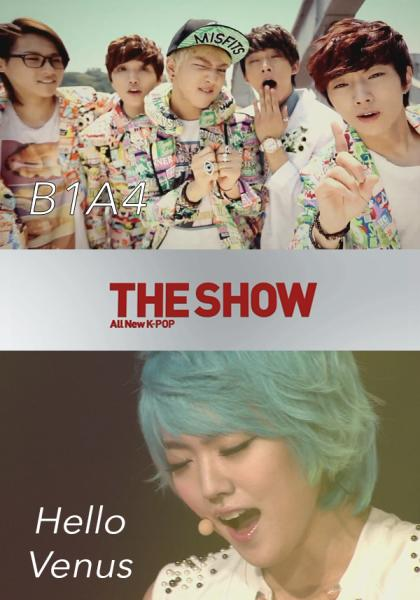 The Show All NEW K-POP 14線上看