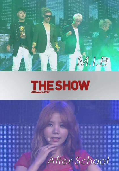 The Show All NEW K-POP 15線上看