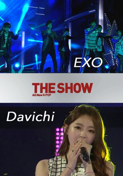 The Show All NEW K-POP 18線上看
