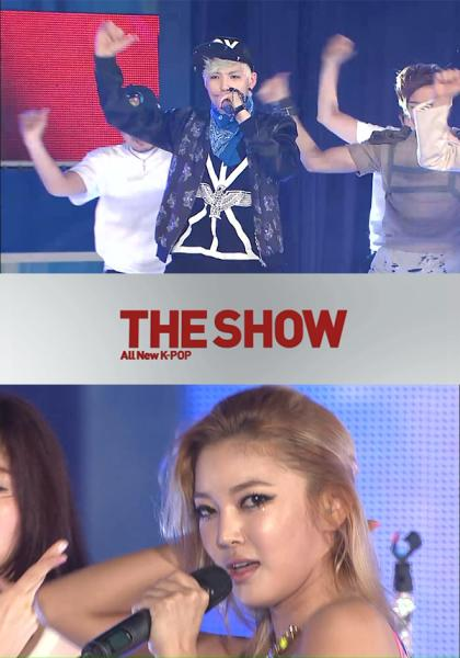 The Show All NEW K-POP 21線上看