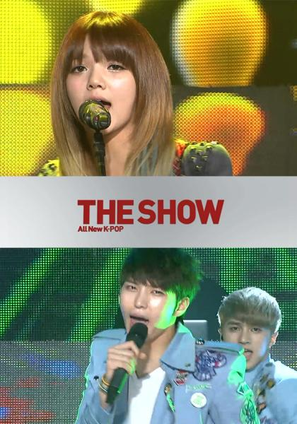 【24】The Show All NEW K-POP線上看